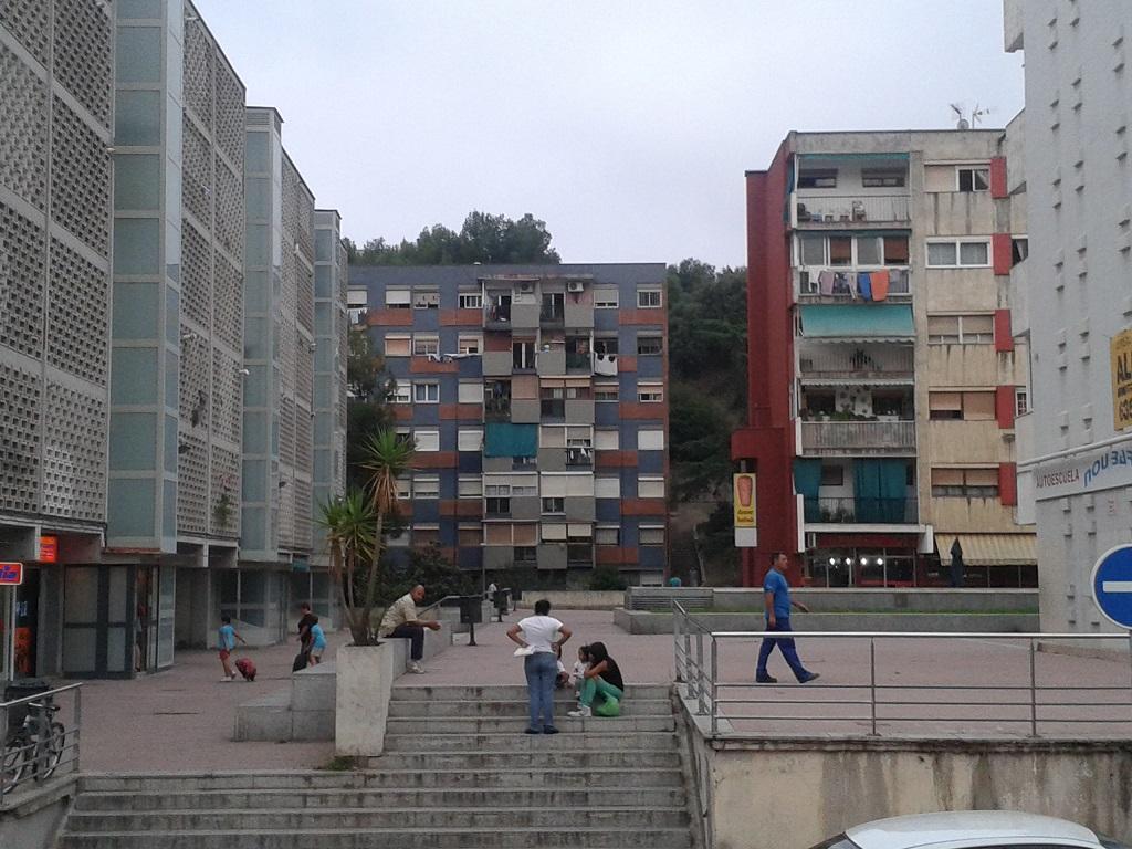 Ciutat Meridiana - foto de José Mansilla, 2013