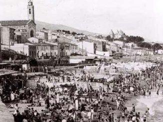 L'estiueig popular a Montgat als anys 20