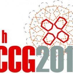 El logo del International Conference in Critical Geography 2015 en Ramallah (Palestina)