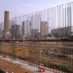 Poblenou en 2006, foto de Horacio Capel. Para la referencia, haz click en la foto