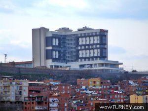 Hilton Garden Inn in Diyarbakir. http://wowturkey.com